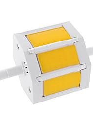10W R7S LED a pannocchia T 3 COB 650-750 lm Bianco caldo / Luce fredda AC 85-265 V 1 pezzo