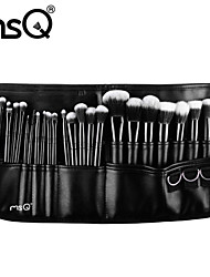 29PCS Fiber Black Makeup Brush Sets