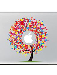 Love Tree Decorative Skin Sticker for MacBook Air/Pro/Pro with Retina Display