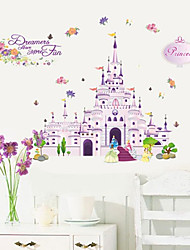 Disney Castle Kids Room Wall Stickers