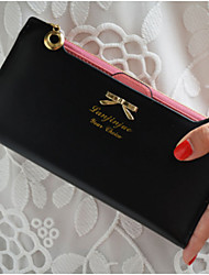 Handcee® The Most Popular Elegance Design Woman PU Wallet
