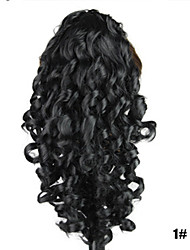 The Eu's Trade Fashion Ladies Hair Claw Clip Horsetail 1# Color