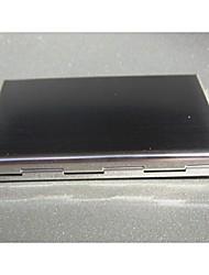 de metal cartão utilização professioanl unisex 's&ID titular - prata