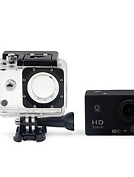 SDV-105 Sports Action Camera 12MP 2560 x 1920 WiFi / Waterproof / All in One / Panorama 2 CMOS 32 GB H.264 30 MMotorcycle /