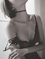 Yimei - Tatuajes Adhesivos - Non Toxic/Waterproof - Otros - Mujer/Adulto/Juventud - Negro - Papel - 5 - 14.5*20CM - RFK14