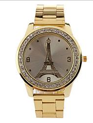 Mingrui Männer Qualitätsmänner goldene Uhren