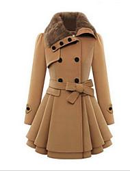 DONNE - Giacche e cappotti - Informale Cotone/Poliestere/Lana/Misto lana