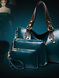Women Work/Casual Tote Bag , PU/Leather Leather Lady