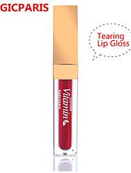 brillo de labios lagrimeo magia (5 colores seleccionables)