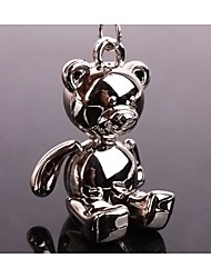 Metal Activities Teddy Bear Key Pendant