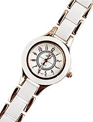 Ladies Quartz Alloy Fashion Wrist Watch