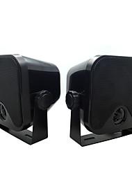 """3.5"""" Heavy Duty Waterproof Marine Speakers for Skidsteer Tractor Boat ATV UTV Motorcycle SurfaceMount,60watt One Pair"""
