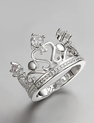 Limited Sale Italy S933 Silver Plated Ring Wholesale Price Fashion Jewelry Ring Statement Jewelry
