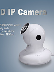 Aottom - 1.3 Megapixel Wifi Camera PIR Detection (TF Card Slot, Cloud Storage, Sound Wave Set Wifi)