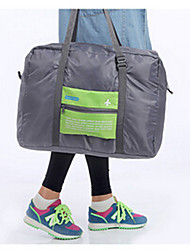Women 's Nylon Office & Career - Blue/Green
