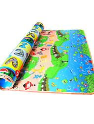 Tripolar, Infant Crawling Pad Mat Baby's Climb Pad /XPE Picnic Mat Game Pad 200*180cm FA1121X