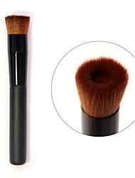 New Cosmetic Makeup Brush Liquid Face Powder Foundation Concave Brushes Tool