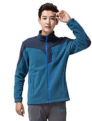 tops ( Azul Escuro/Marron/Verde Militar ) - deAcampar e Caminhar/Pesca/Alpinismo/Fitness/Golfe/Esportes Relaxantes/Ciclismo/Esportes de