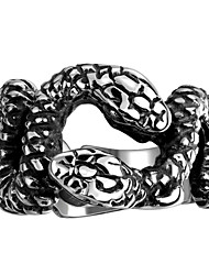 Animal Design RingBohemia Style 316L Titanium Steel Fashion Jewelry For Women And Men Dress AccessoriesTf GMYR115