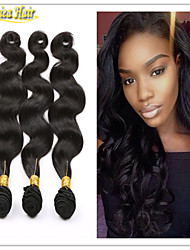 3PCS/Lot Unprocerssed 8A Brazilian Virgin Hair Body Wave Hair Products Best  Hair Bundles Hair Weave Body Stocking