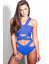 Women's Bandage Bodysuit Swimwear