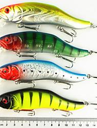 "8 pcs Pececillo Cebos Pececillo g/Onza mm/4-3/4"" pulgada,Plástico duro Pesca de Mar Pesca de agua dulce Pesca de Cebo"