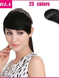 High Quality Synthetic Light Blonde Stylish Bangs Extension