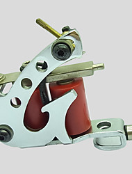 Bobine pour Machine à Tatouer Professiona Tattoo Machines Acier au carbone Liner et ombrage Estampillage