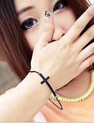 New Arrival Fashional Simple Cross Bracelet