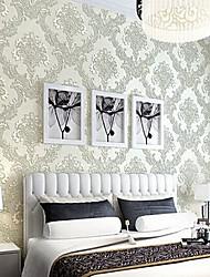 Fleur Papier peint Classique Revêtement,Intissé Oui