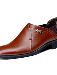 Men's Shoes Amir New Fashion Hot Sale Office & Career/Casual Leather Oxfords Black/Brown