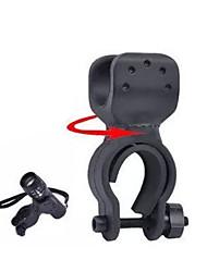 LUGERDA  Bicycle lamp bracket lamp holder U 360 degree rotating torch clamp flashlight lamp holder