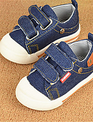 Baby Shoes - Casual - Sneakers alla moda - Di corda - Blu / Neutro