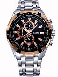 Men Watches  Brand Luxury Men Military Fashion Wrist Watches Full Steel Men Sports Watch Waterproof Relogio Masculino Cool Watch Unique Watch