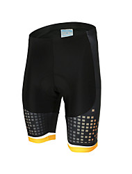 ARSUXEO® Cycling Padded Shorts Men's Breathable / Quick Dry / Compression / 3D Pad / Limits Bacteria Bike Shorts / Padded Shorts/Chamois