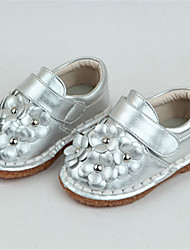Baby Shoes Casual   Oxfords Pink/Silver/Gold