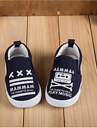 Children's  Shoes Casual Canvas Fashion Sneakers Blue/White