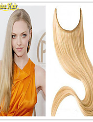 2015 Hot Sale Grade 8A 100g Remy Human Hair Extensions, 100% Natural Straight Brazlian Hair Flip In Hair Extensions