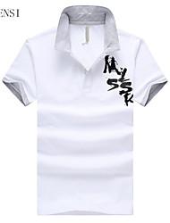 2015 summer new men's Polo Shirt Lapel shirt collar summer t-shirt t-shirt
