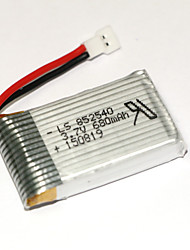 ls 3,7 V 680mAh Li-Po