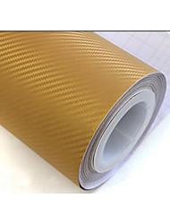 "Lorcoo™ Simcarbon 3D Carbon Fiber Vinyl Film Wrap  12"" X 50"" Sheet(Free Gift Edge Squeegee)"