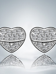 best-seller Silver Earring occasionnel plaqué Boucles d'oreilles boucles d'oreilles à la mode pour les femmes
