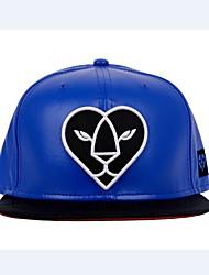 Deedoowear Classic New  Big Logo Leather Snapback Baseball Era Cap Hat