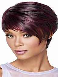Fashion Women Lady Short Synthetic Hair Wigs