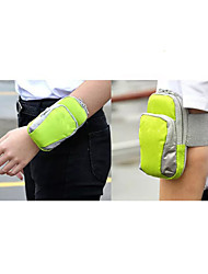 Outdoor Running Sports Arm Bags Arm Sleeve Phone Protection Mobile Arm Band Unisex Handbag Iphone6(Assorted Colors)