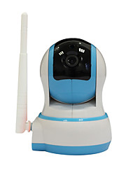 IP Camera WiFi HD 720P 1.0MP Two Way Audio Baby Monitor P2P IR TF Card Record Wireless Security Home Alarm Video IPCam