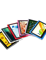 ICESTAR Z32 7 pulgadas Android 4.4 Tableta (Quad Core 1024*600 512MB + 4GB)
