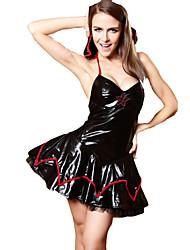 Halloween / Christmas / Carnival / New Year Female Angel & Devil Costumes Top / Skirt