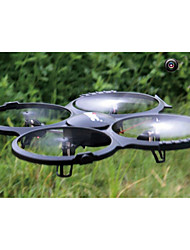U818A Quadrocopter 6-Axis Gyro Radio Drones 2.4GHz  Version of The RC Remote Control Helicopter