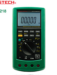 Mastech-ms8218-50000 Word High Precision Intelligent Digital Million With The Table - Logic Frequency + Linear Frequency